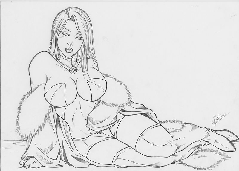 Emma Frost Pic 91