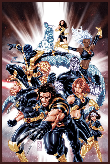 X-men Team Pic 38