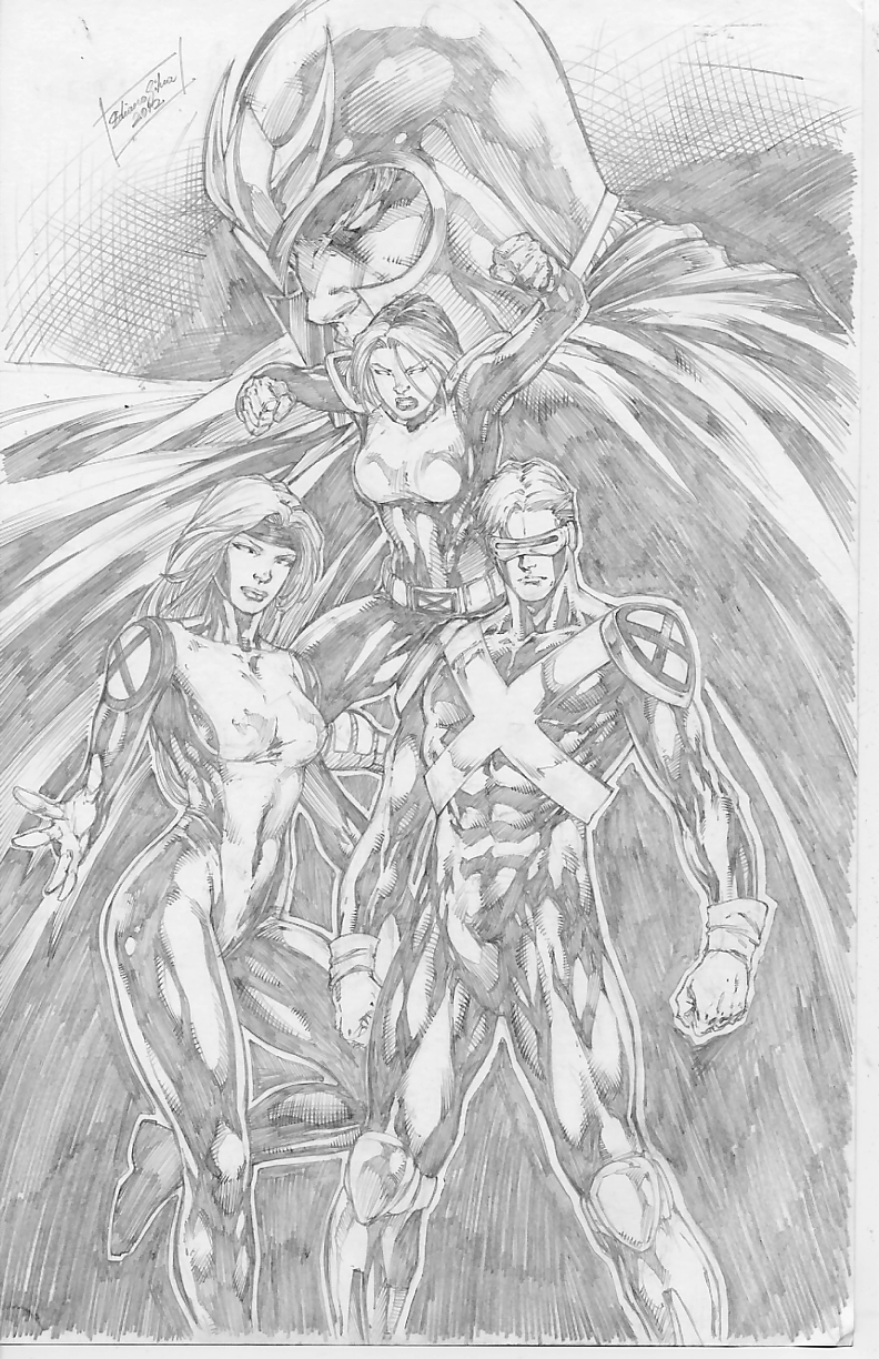 X-men Team Pic 45
