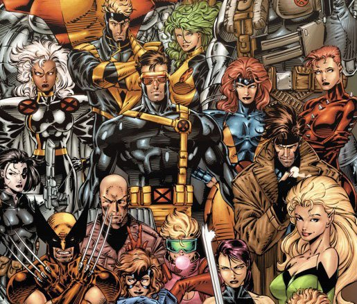 X-men Team Pic 47