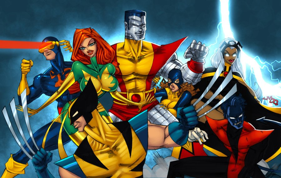 X-men Team Pic 51